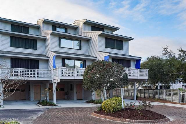 34 W Lookout Harbor #34, Wrightsville Beach, NC 28480 (MLS #100271428) :: The Cheek Team
