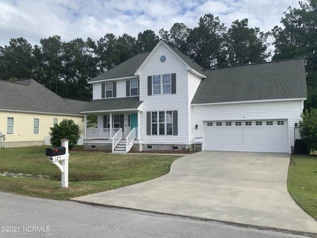 125 Madison Bay Drive, Beaufort, NC 28516 (MLS #100271434) :: Castro Real Estate Team