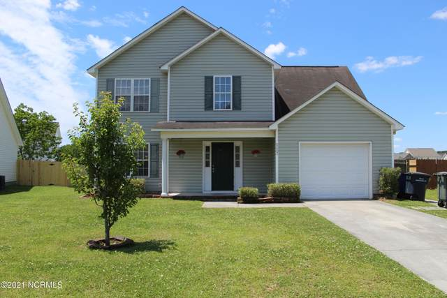 117 Durbin Lane, Jacksonville, NC 28546 (MLS #100271446) :: Vance Young and Associates