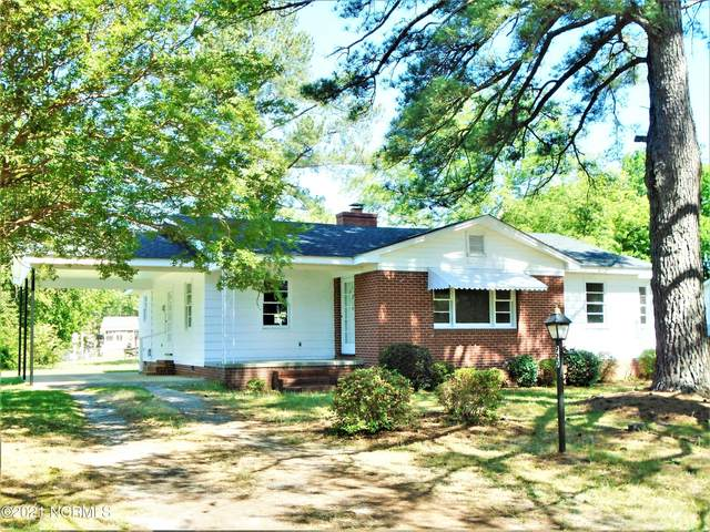 920 Hillcrest Street, Rocky Mount, NC 27804 (MLS #100271462) :: Great Moves Realty