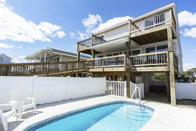 5117 W Beach Drive, Oak Island, NC 28465 (MLS #100271484) :: Donna & Team New Bern