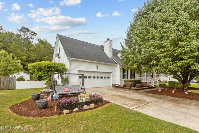 899 Ray Crawford Drive, Winterville, NC 28590 (MLS #100271488) :: Vance Young and Associates