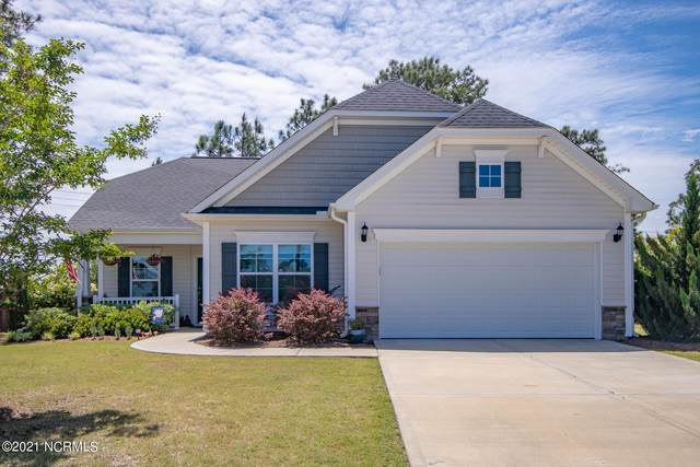 126 Porch Swing Way, Holly Ridge, NC 28445 (MLS #100271489) :: Great Moves Realty