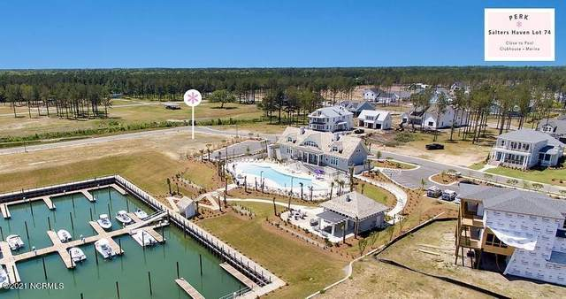 74 Passage Point, Hampstead, NC 28443 (MLS #100271495) :: Vance Young and Associates