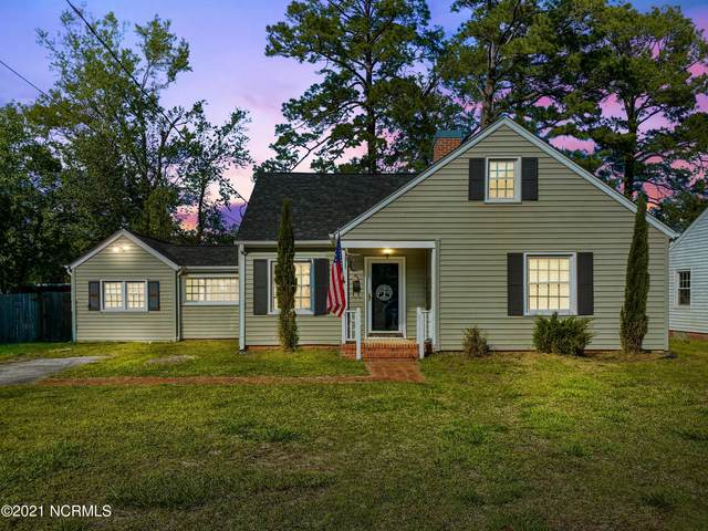 310 Brentwood Avenue, Jacksonville, NC 28540 (MLS #100271508) :: Vance Young and Associates