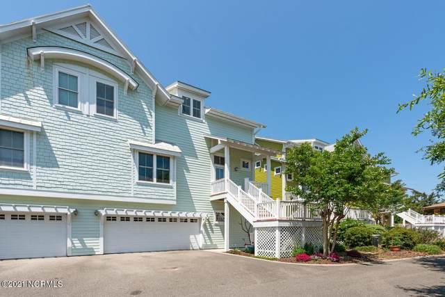 518 Spencer Farlow Drive #6, Carolina Beach, NC 28428 (MLS #100271511) :: RE/MAX Essential
