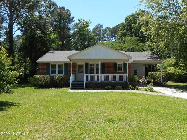 713 Lee Drive, Havelock, NC 28532 (MLS #100271512) :: Vance Young and Associates