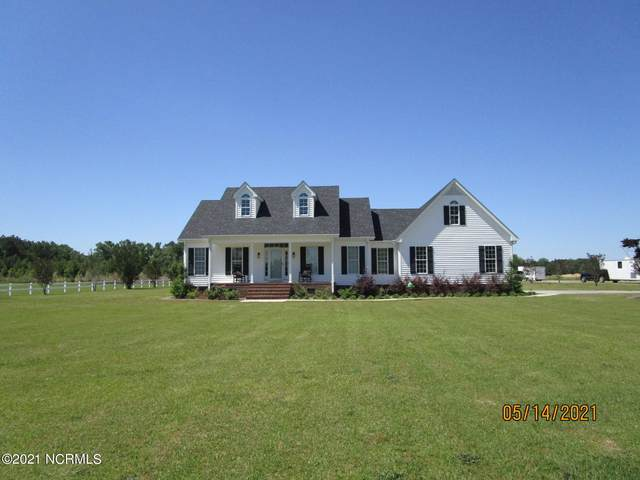 237 Alexander Rouse Road, Kinston, NC 28504 (MLS #100271532) :: Great Moves Realty