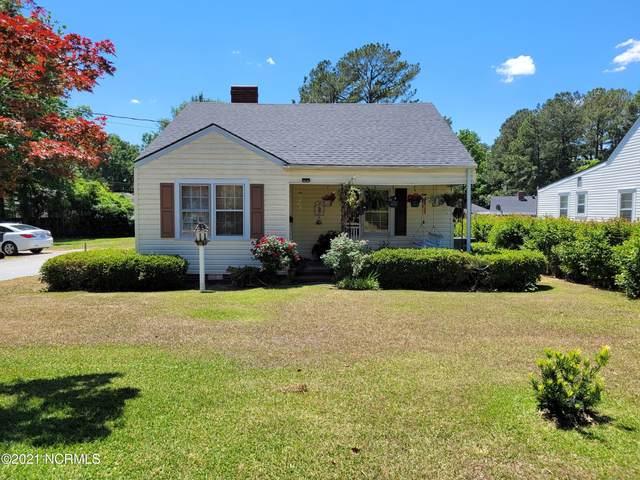 1600 N Herritage Street, Kinston, NC 28501 (MLS #100271536) :: CENTURY 21 Sweyer & Associates