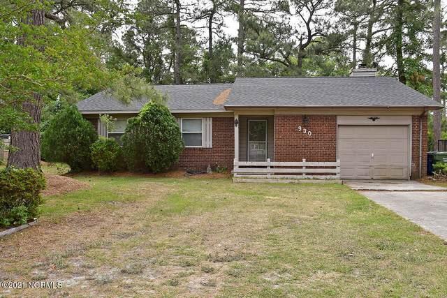 930 Hunting Ridge Road, Wilmington, NC 28412 (MLS #100271539) :: David Cummings Real Estate Team
