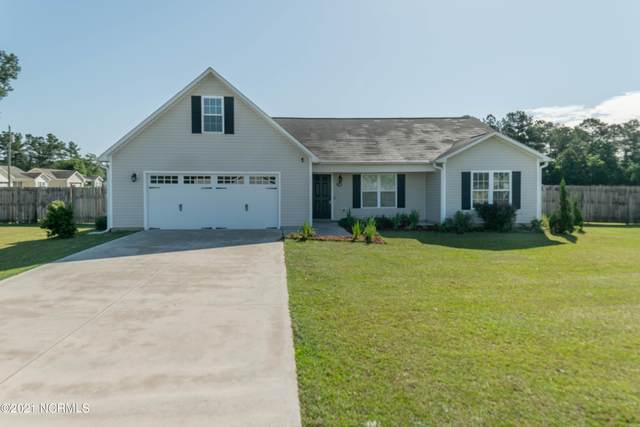 501 Cherry Blossom Lane, Richlands, NC 28574 (MLS #100271552) :: Donna & Team New Bern