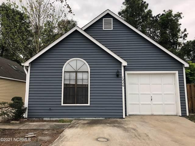 1226 Shipyard Boulevard, Wilmington, NC 28412 (MLS #100271558) :: Berkshire Hathaway HomeServices Hometown, REALTORS®