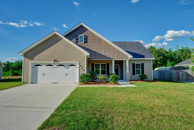 410 Old Stage Road, Richlands, NC 28574 (MLS #100271563) :: The Cheek Team
