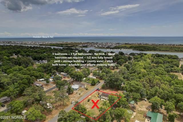 2627 Live Oak Drive SW, Supply, NC 28462 (MLS #100271569) :: Carolina Elite Properties LHR