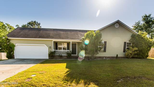 313 Brookstone Way, Jacksonville, NC 28546 (MLS #100271571) :: Donna & Team New Bern