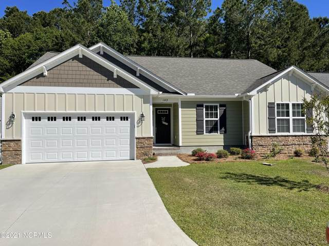 143 Grantham Place, New Bern, NC 28560 (MLS #100271577) :: Vance Young and Associates