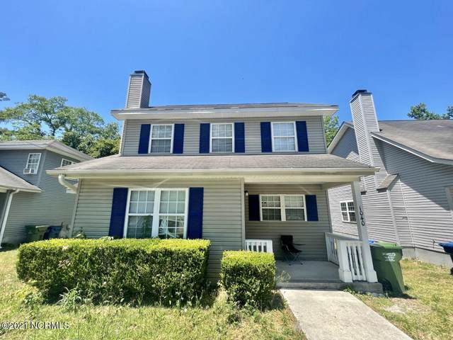 1040 Page Avenue, Wilmington, NC 28403 (MLS #100271643) :: The Oceanaire Realty