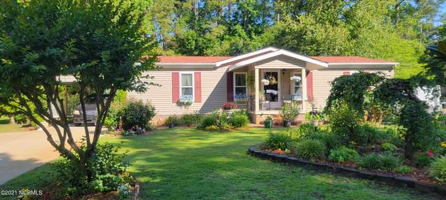307 Ridgewood Drive NW, Calabash, NC 28467 (MLS #100271661) :: The Oceanaire Realty