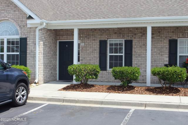 4983 Kona Court SE #5, Southport, NC 28461 (MLS #100271676) :: RE/MAX Essential