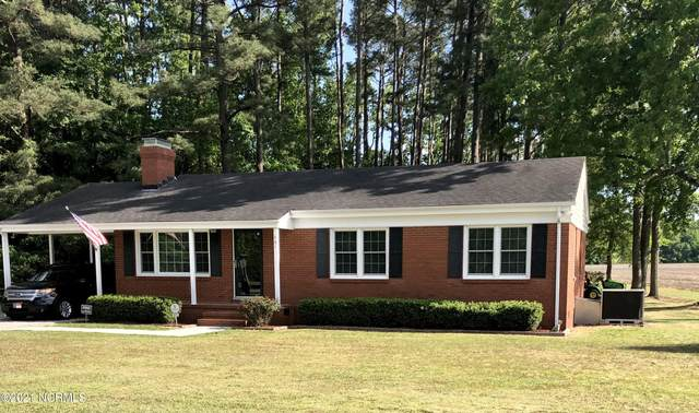 401 W Nash Street, Whitakers, NC 27891 (MLS #100271681) :: RE/MAX Elite Realty Group
