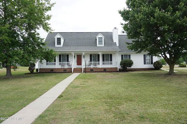 3604 Trotters Drive, Wilson, NC 27893 (MLS #100271693) :: Great Moves Realty
