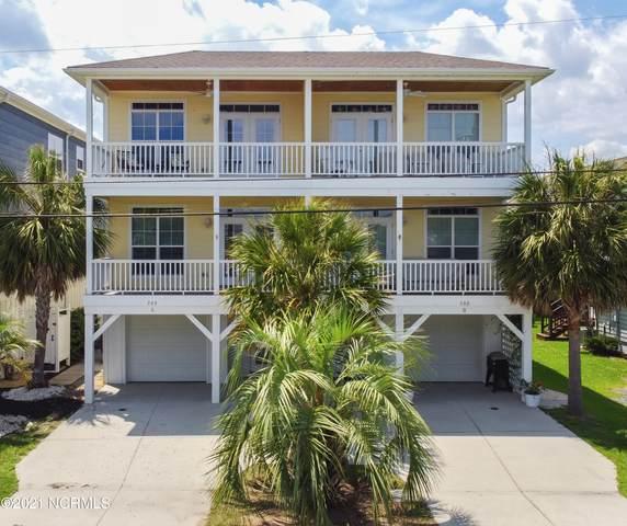 209 N Fourth Avenue A, Kure Beach, NC 28449 (MLS #100271713) :: CENTURY 21 Sweyer & Associates