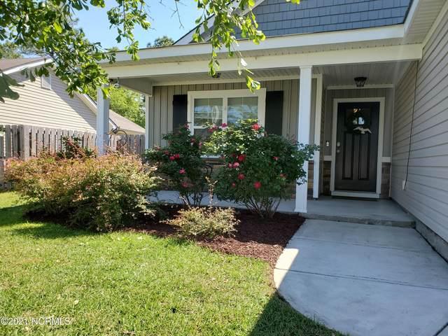 412 Ridgeway Drive, Sneads Ferry, NC 28460 (MLS #100271715) :: Castro Real Estate Team