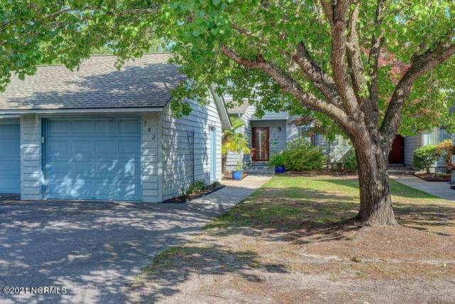 302 Widgeon Drive #302, Hampstead, NC 28443 (MLS #100271725) :: Great Moves Realty
