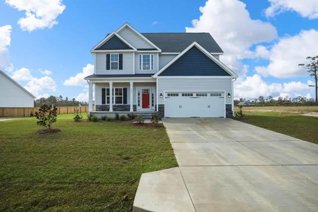 509 Misty Pond Drive, Hubert, NC 28539 (MLS #100271730) :: Castro Real Estate Team