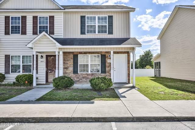 3011 Grandeur Avenue, Jacksonville, NC 28546 (MLS #100271743) :: RE/MAX Essential