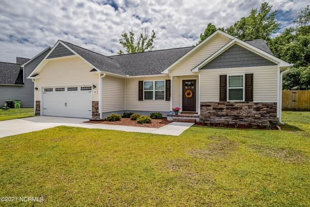 104 Sparrows Point Lane, Jacksonville, NC 28540 (MLS #100271773) :: Vance Young and Associates