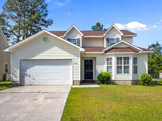 405 Eucalyptus Lane, Jacksonville, NC 28546 (MLS #100271774) :: David Cummings Real Estate Team