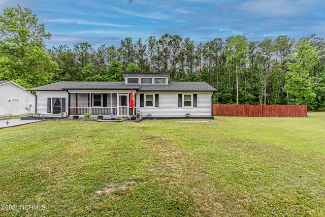 1157 Murrill Hill Road, Jacksonville, NC 28540 (MLS #100271782) :: Stancill Realty Group