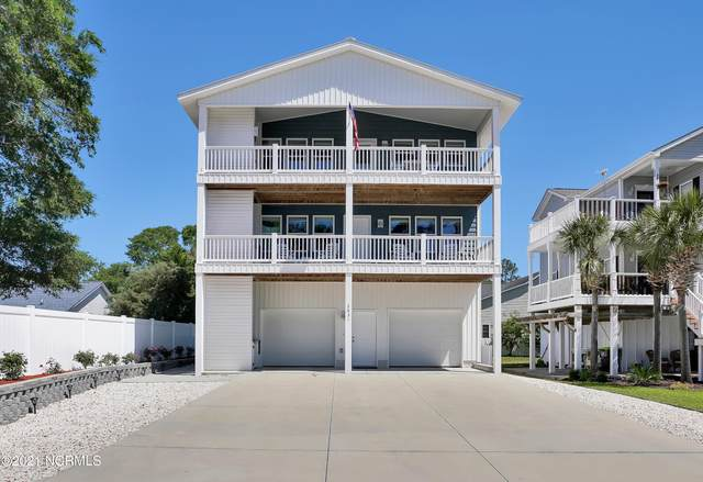 2831 Sea Vista Drive SW, Supply, NC 28462 (MLS #100271787) :: Stancill Realty Group