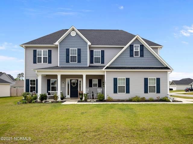 706 Kiwi Stone Circle, Jacksonville, NC 28546 (MLS #100271807) :: Great Moves Realty