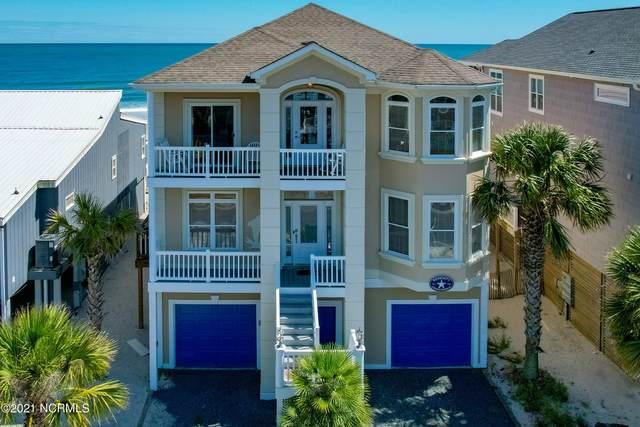 424 E Second Street, Ocean Isle Beach, NC 28469 (MLS #100271813) :: Stancill Realty Group