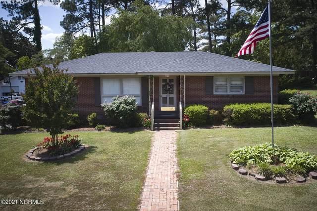 605 Hawthorne Lane W, Wilson, NC 27893 (MLS #100271853) :: Great Moves Realty