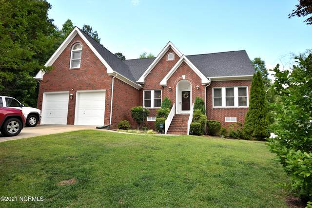 1816 Eastwood Lane, Rocky Mount, NC 27804 (MLS #100271858) :: The Tingen Team- Berkshire Hathaway HomeServices Prime Properties