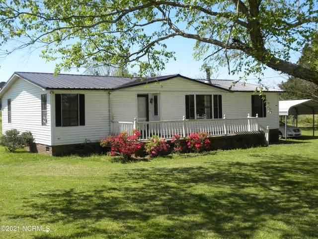 2771 Davistown Mercer Road, Pinetops, NC 27864 (MLS #100271864) :: The Tingen Team- Berkshire Hathaway HomeServices Prime Properties