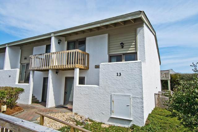 315 Salter Path Road #13, Pine Knoll Shores, NC 28512 (MLS #100271870) :: Stancill Realty Group