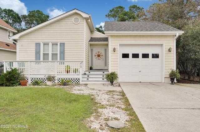 215 Carolina Sands Drive, Carolina Beach, NC 28428 (MLS #100271892) :: Barefoot-Chandler & Associates LLC
