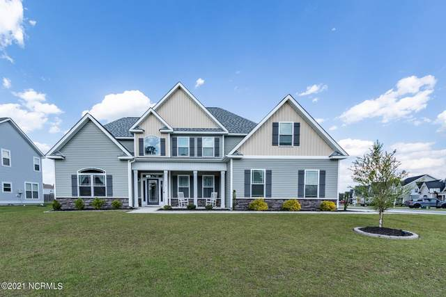 318 Southwest Plantation Drive, Maple Hill, NC 28454 (MLS #100271899) :: Donna & Team New Bern