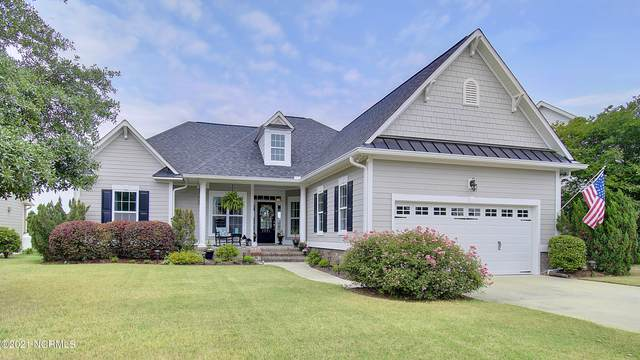 3521 Sanderling Drive SE, Southport, NC 28461 (MLS #100271925) :: Stancill Realty Group
