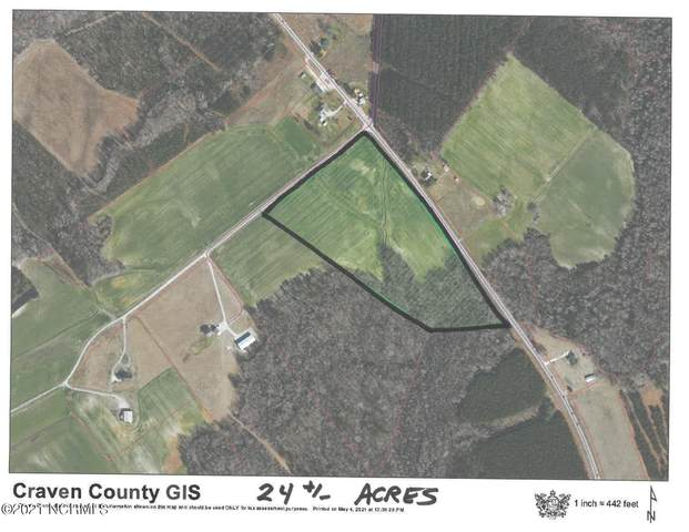 N/A Hwy 43 N, Vanceboro, NC 28586 (MLS #100271956) :: Stancill Realty Group