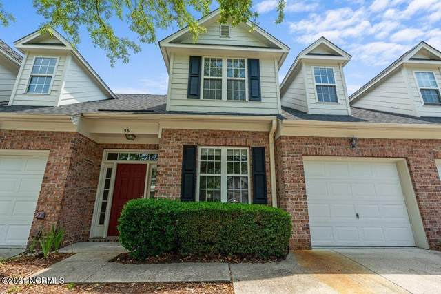 5006 Carleton Drive #56, Wilmington, NC 28403 (MLS #100271977) :: Stancill Realty Group