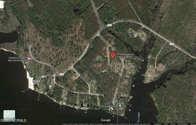 109 Hidden Harbor Lane, Beaufort, NC 28516 (MLS #100271992) :: The Keith Beatty Team