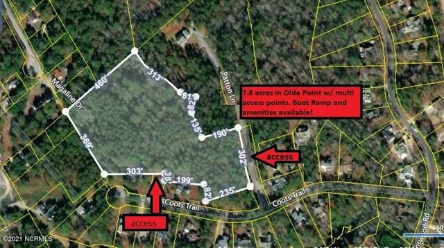 0 Patton Lane, Hampstead, NC 28443 (MLS #100272025) :: The Keith Beatty Team