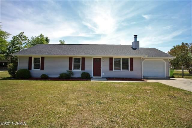 507 Gene Drive, Havelock, NC 28532 (MLS #100272035) :: Lynda Haraway Group Real Estate
