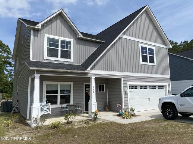 240 E Ivybridge Drive, Hubert, NC 28539 (MLS #100272067) :: RE/MAX Elite Realty Group