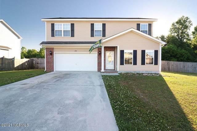 202 Bonanza Drive, Richlands, NC 28574 (MLS #100272082) :: The Keith Beatty Team